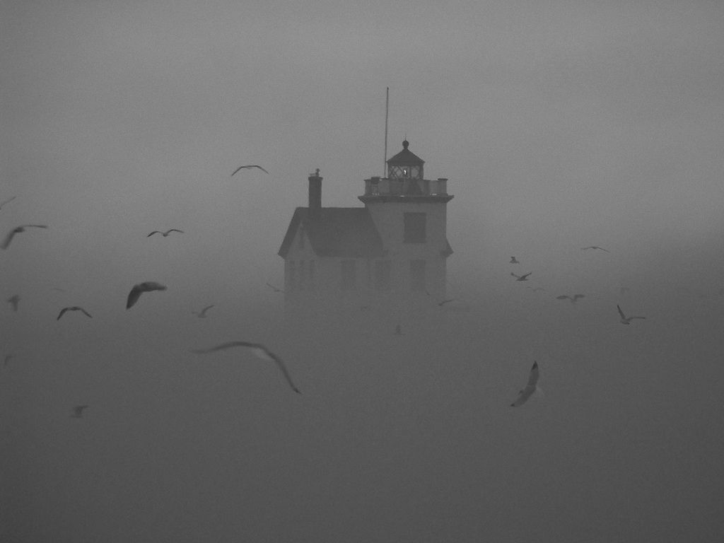 halloween lighthouse zombie island