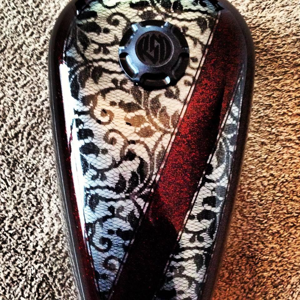 harley hard kandy for harley davidson sportster 48 lace. Black Bedroom Furniture Sets. Home Design Ideas