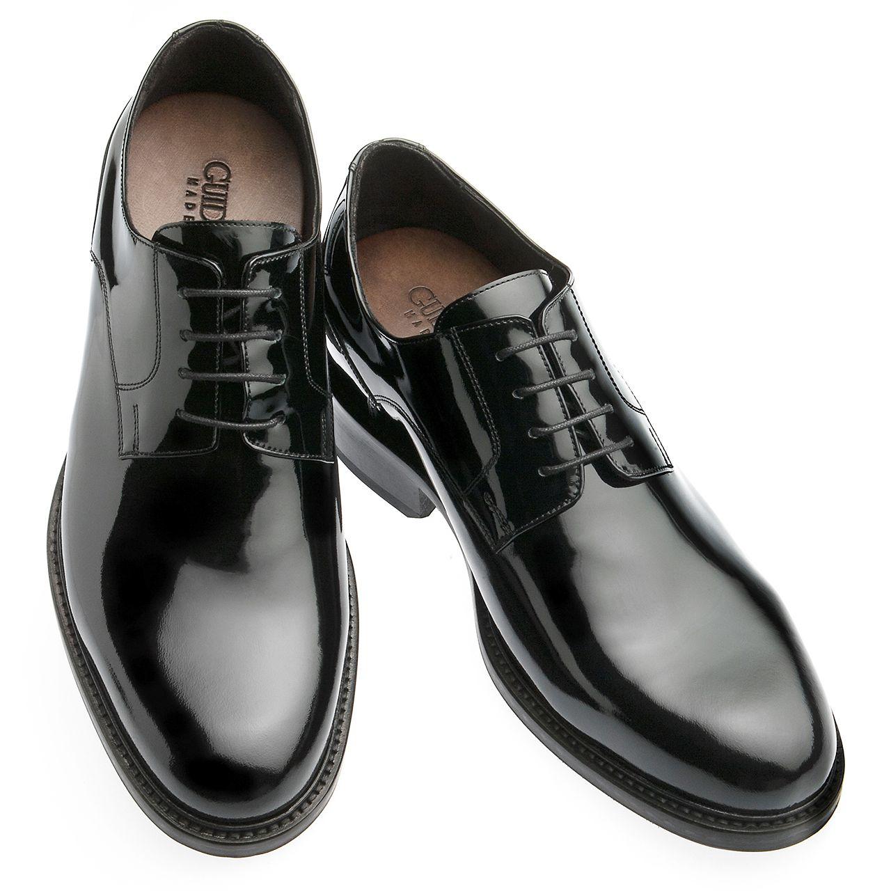 e88f75fc2c93e Elevator shoes for Bridegrooms   Height increasing Tuxedo Shoes   Leuca