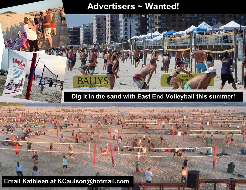 Summer Is Right Around The Corner Eevb League Sponsor Advertisers Get More Exposure To All Of Our Players Fans Here Volleyball Tournaments Tournaments Beach