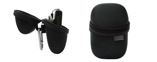 Aribau Bolsa Ultra compacta de proteção para máquina digital com espuma EVA po dentro e por fora.