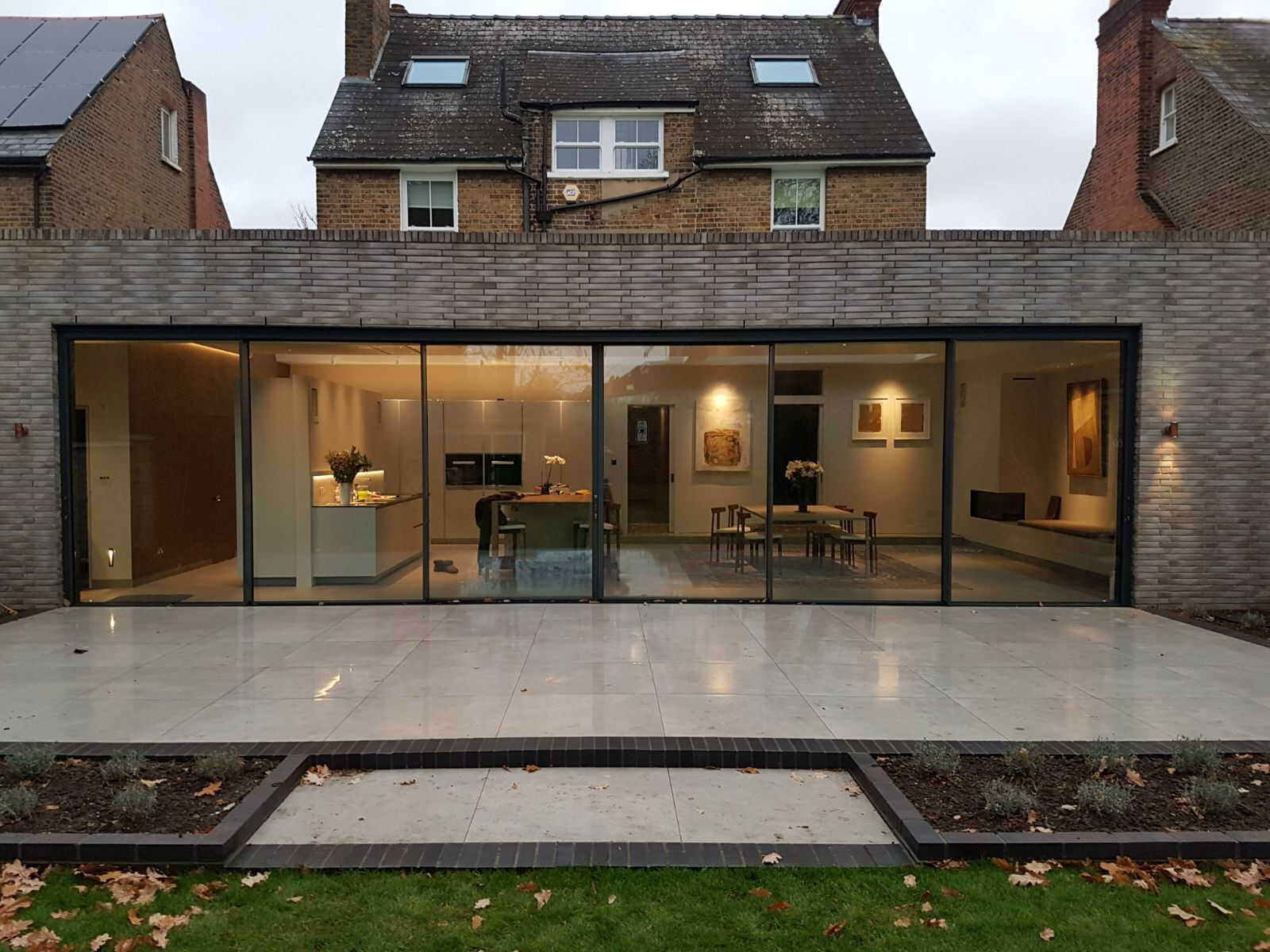Cor Vision Plus By Skyglaze Minimal Sliding Doors House Styles Roof Light