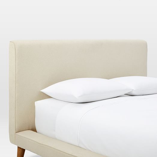 Mod Upholstered Platform Bed Upholstered Platform Bed