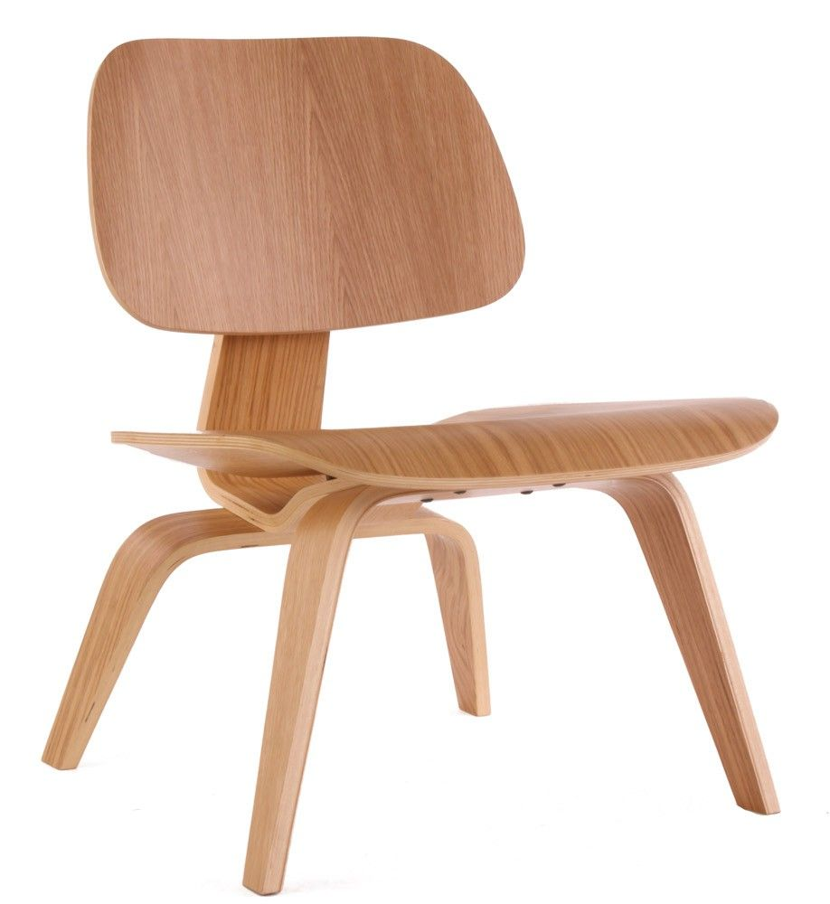 This Plywood chair was designed by Charles and Ray Eames The