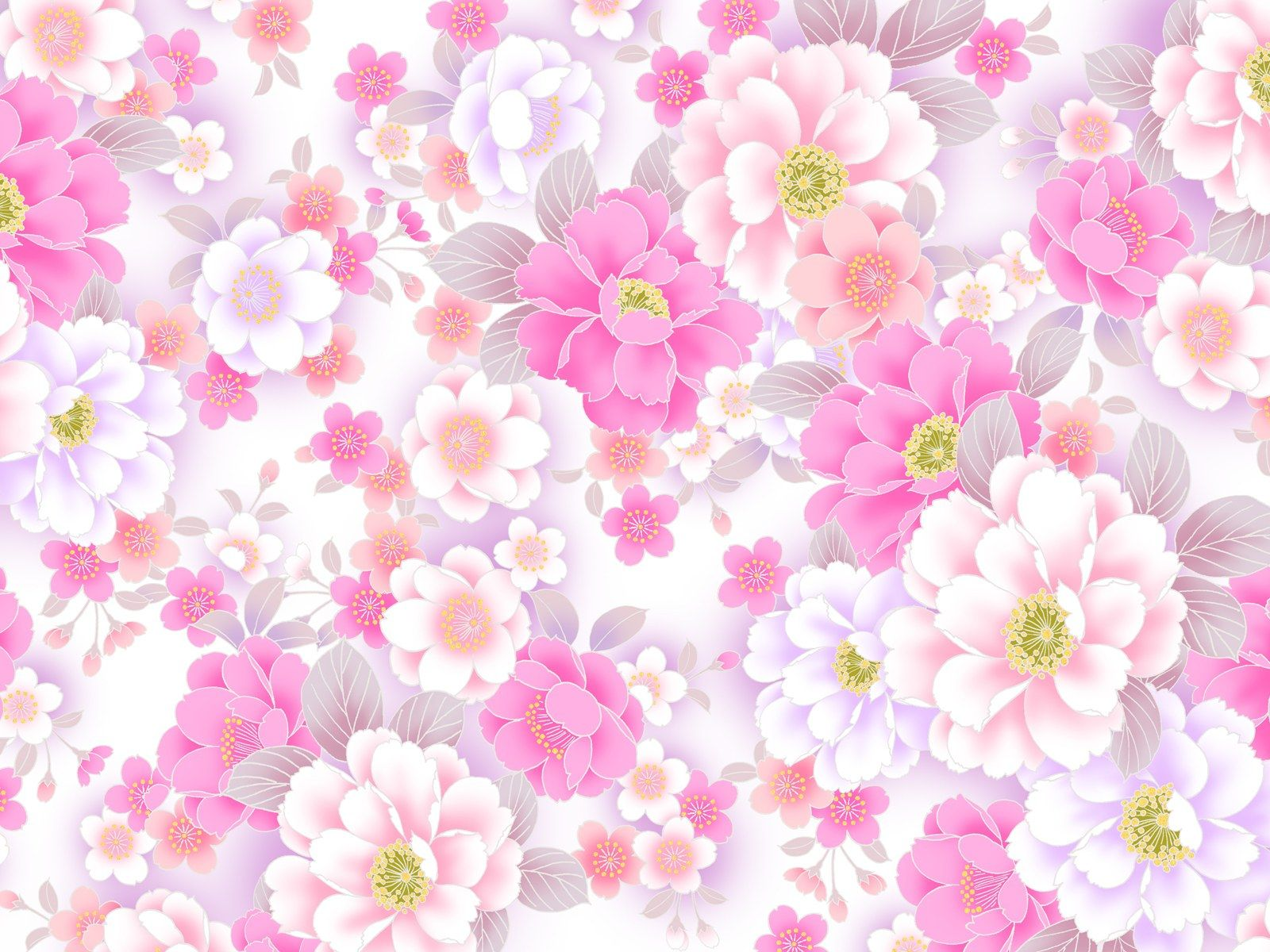 Download Pink Flower Designs Wallpapers High Resolution Is