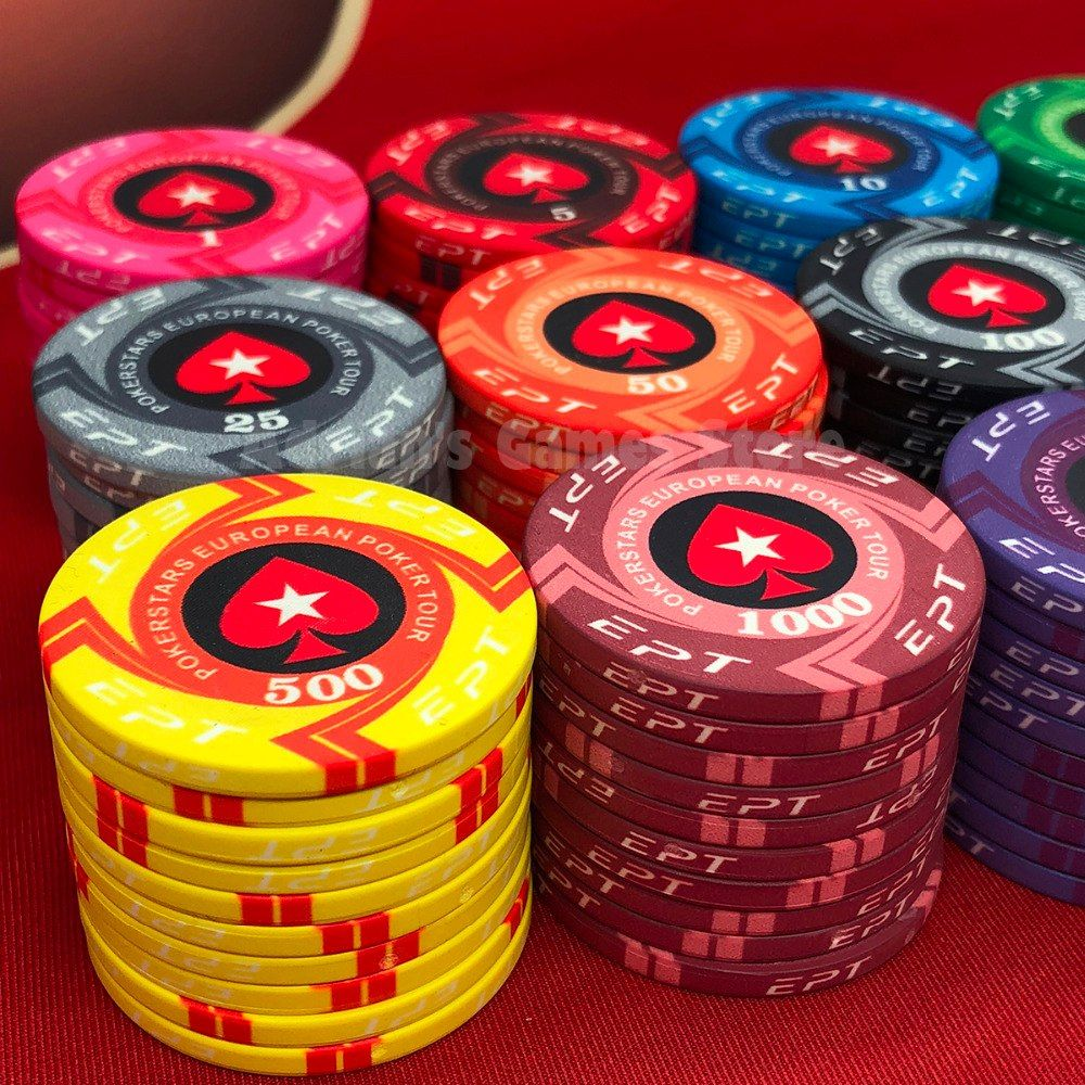 Pokerstars Chip