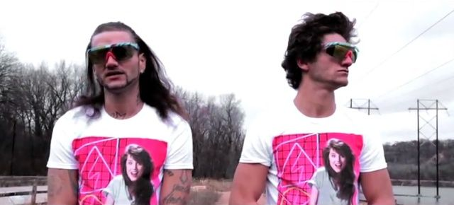 """Watch: Riff Raff Jogging In A Kelly Kapowski T-Shirt In """"Now They Mad"""" (Video)"""