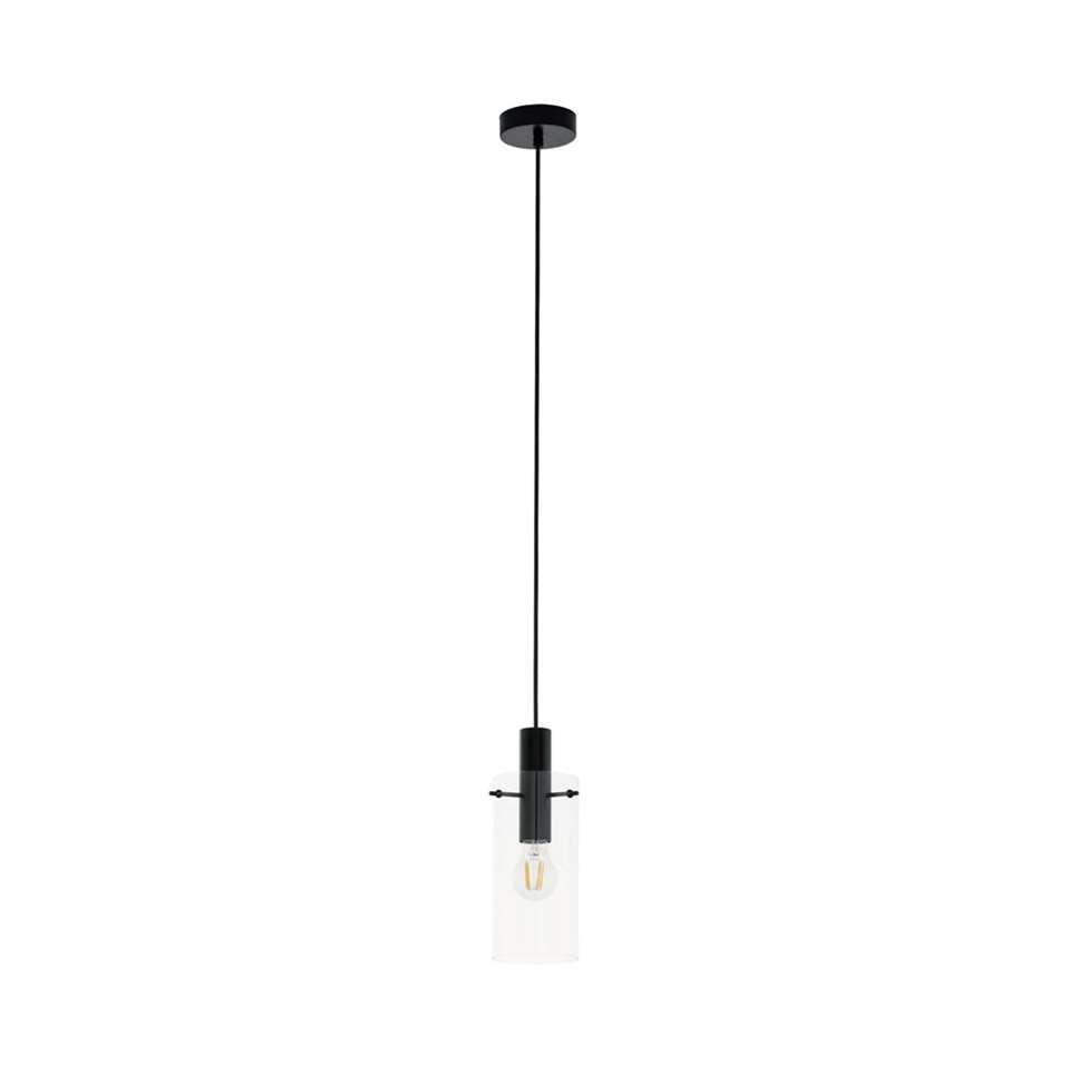 Eglo Hanglamp Montefino Zwart Hanglamp Verlichting Ideeën Eetkamer Inrichten