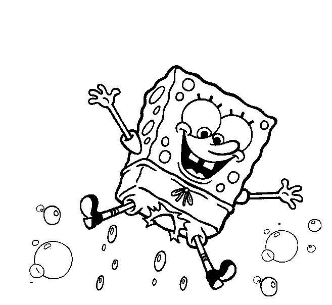 Spongebob Immagini Da Colorare.Guarda Tutti I Disegni Da Colorare Di Spongebob Www