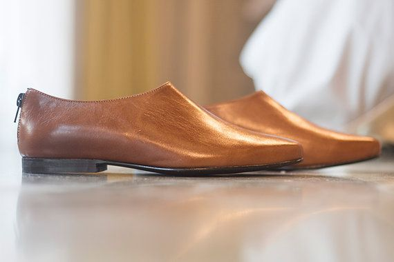 Brown Leather Shoes Formal