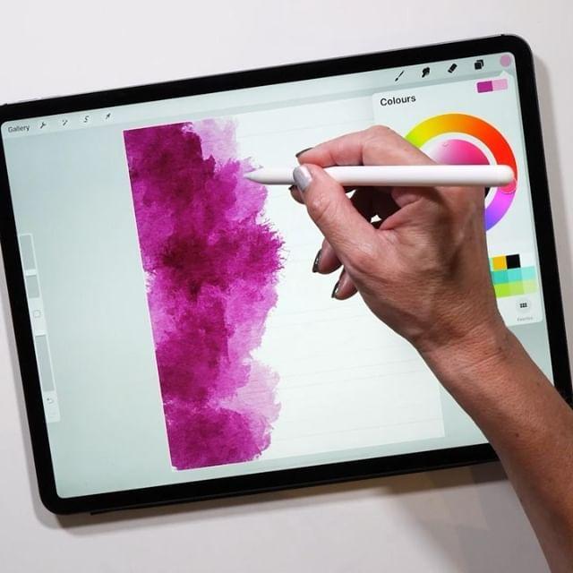 Made on iPad Pro 12 9