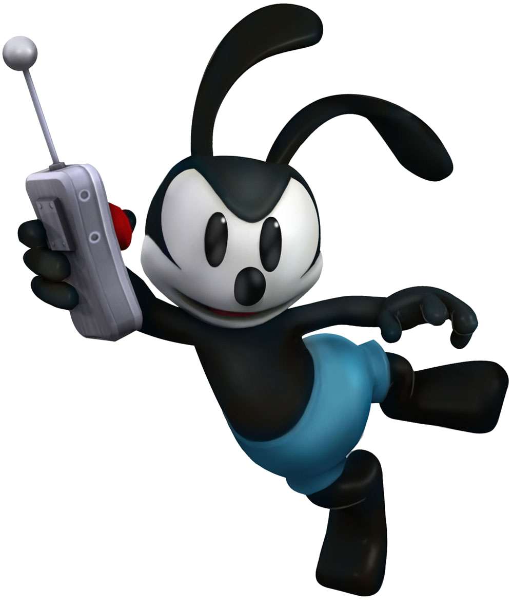Oswald The Lucky Rabbit Google Search Disney Infinity