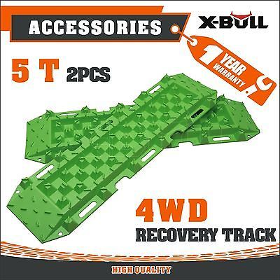 Maxtrax 4WD Recovery Tracks For Sand Mud Snow Offroad Heavy Duty Safety Orange