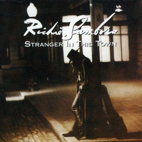 Stranger In This Town Album Cover Stranger Bon Jovi Album