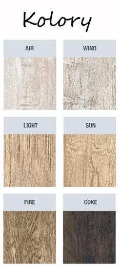 Top 5 Kolekcje Plytek Drewnopodobnych Light