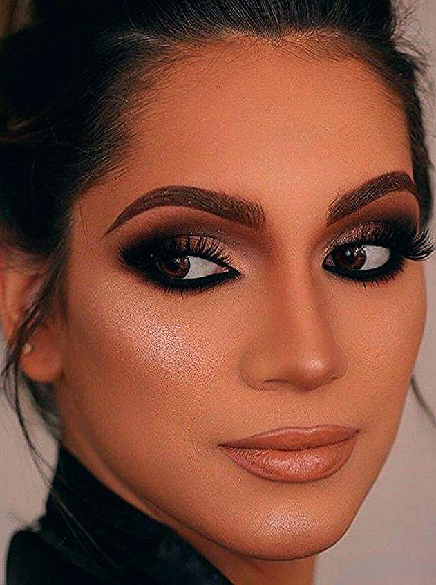 Photo of 49 Natürliches Smokey Eye Make-up sieht toll aus