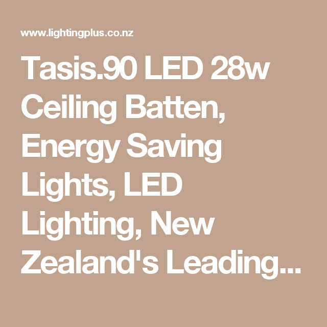 Led Ceiling Batten Nz | Taraba Home Review