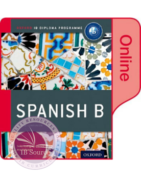 IB Spanish B Online Coursebook -Oxford University Press IBSOURCE