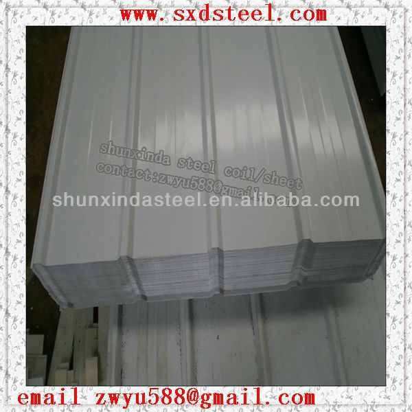 building material galvanized corrugated sheets,corrugated metal roofing $2~$8.5
