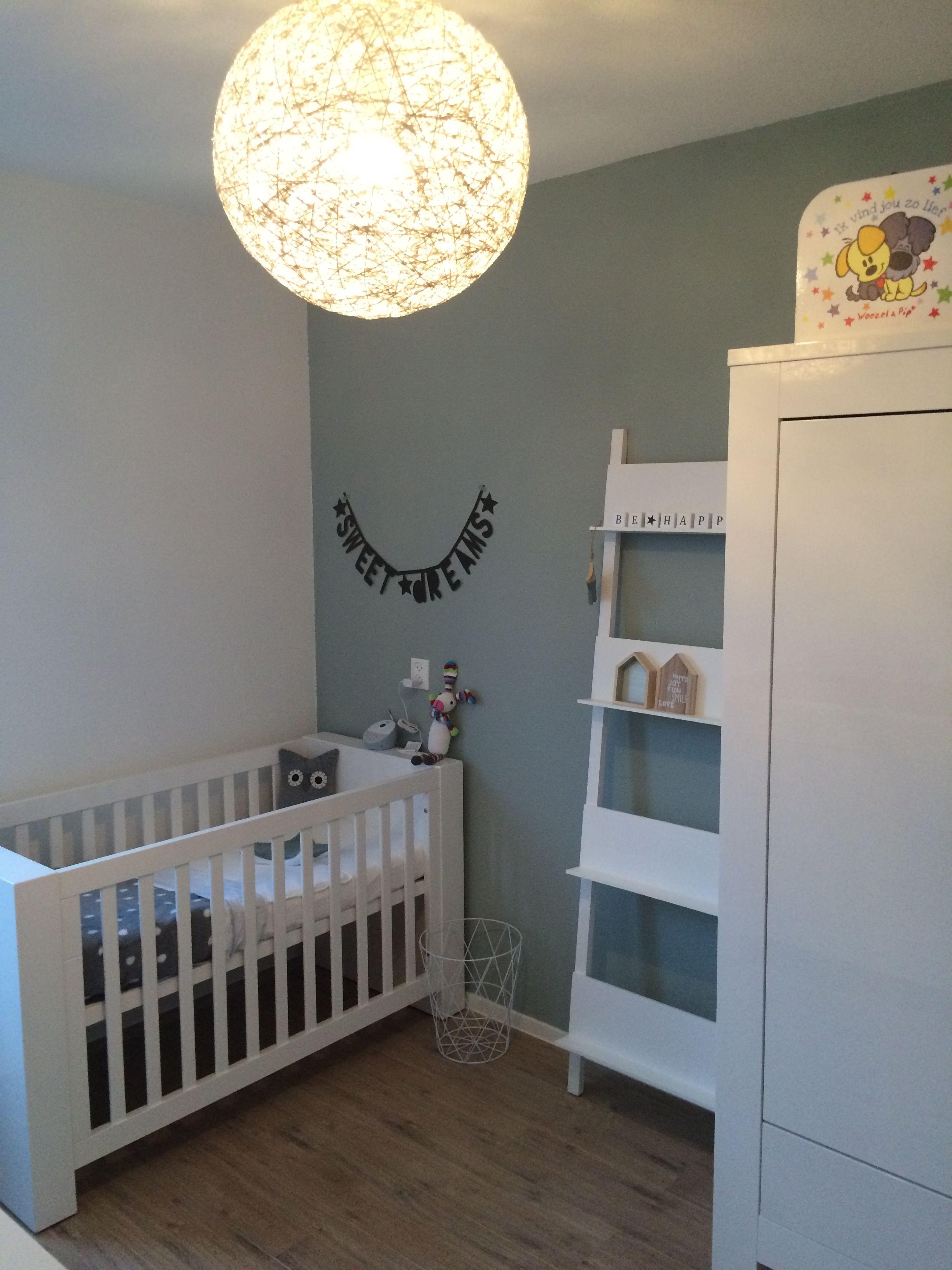 Babykamer  Early Dew  Hoogglans wit  RUIMTES