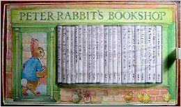Mini Peter Rabbit Bookshop: Mini Books 1-23 (Beatrix Potter