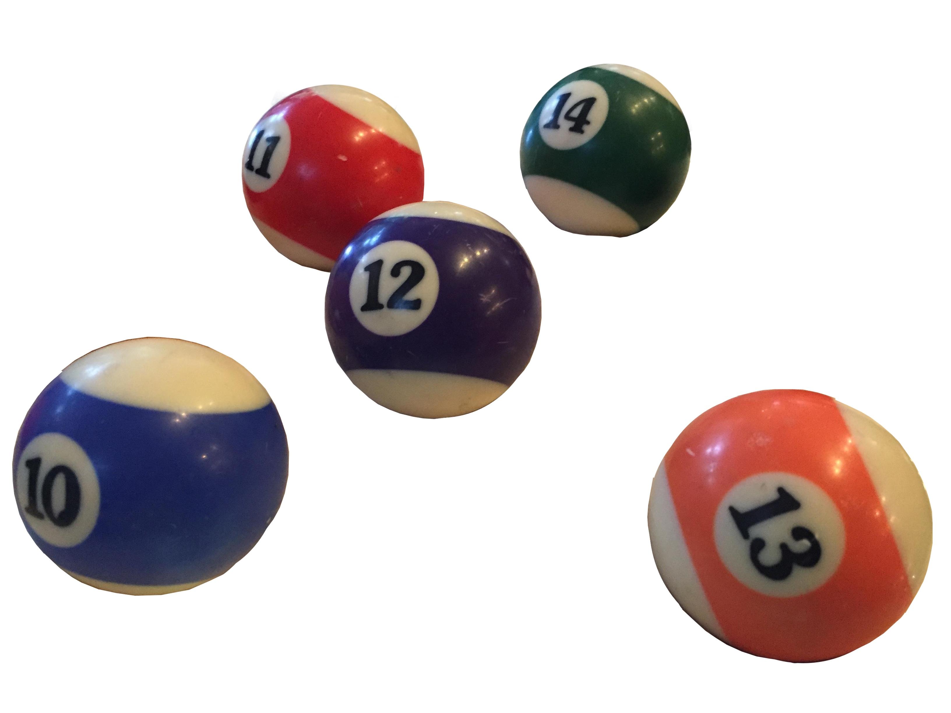Bakelite Snooker Balls Set Of 16 Snooker Balls Snooker Billiard Balls