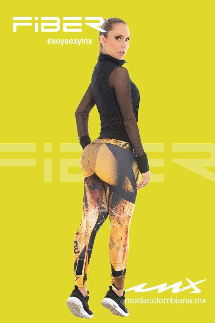 Cómodos y  bonitos diseños en la más nueva colección de FIBER que ya encuentras en nuestras tiendas #leggins #Intermoda #fashion #SoySexInx