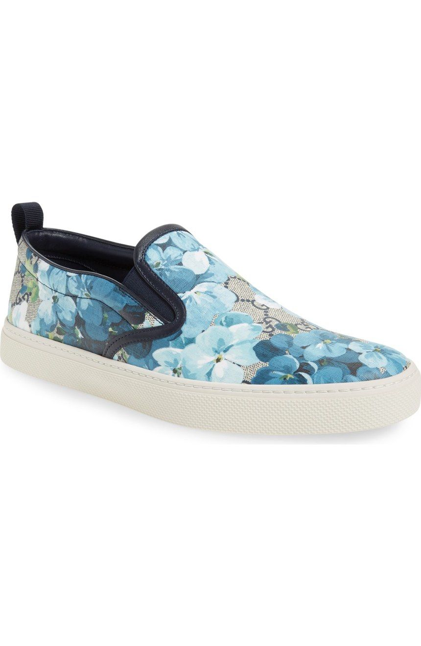 6ed5cdf2d6c8 Free shipping and returns on Gucci  Dublin  Slip-On Sneaker (Men) at  Nordstrom.com. Amp up your street style with a seriously cool slip-on  sneaker patterned ...