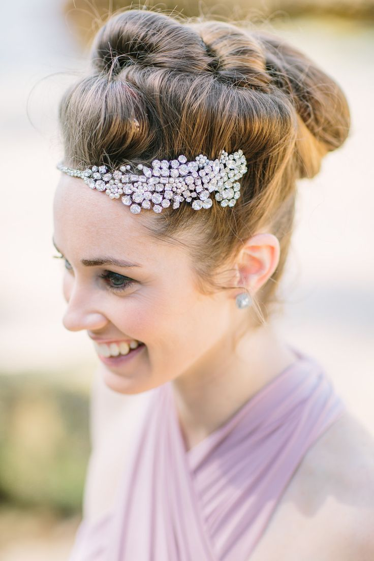 styled shoot: beach goddess | simple wedding updo, simple weddings