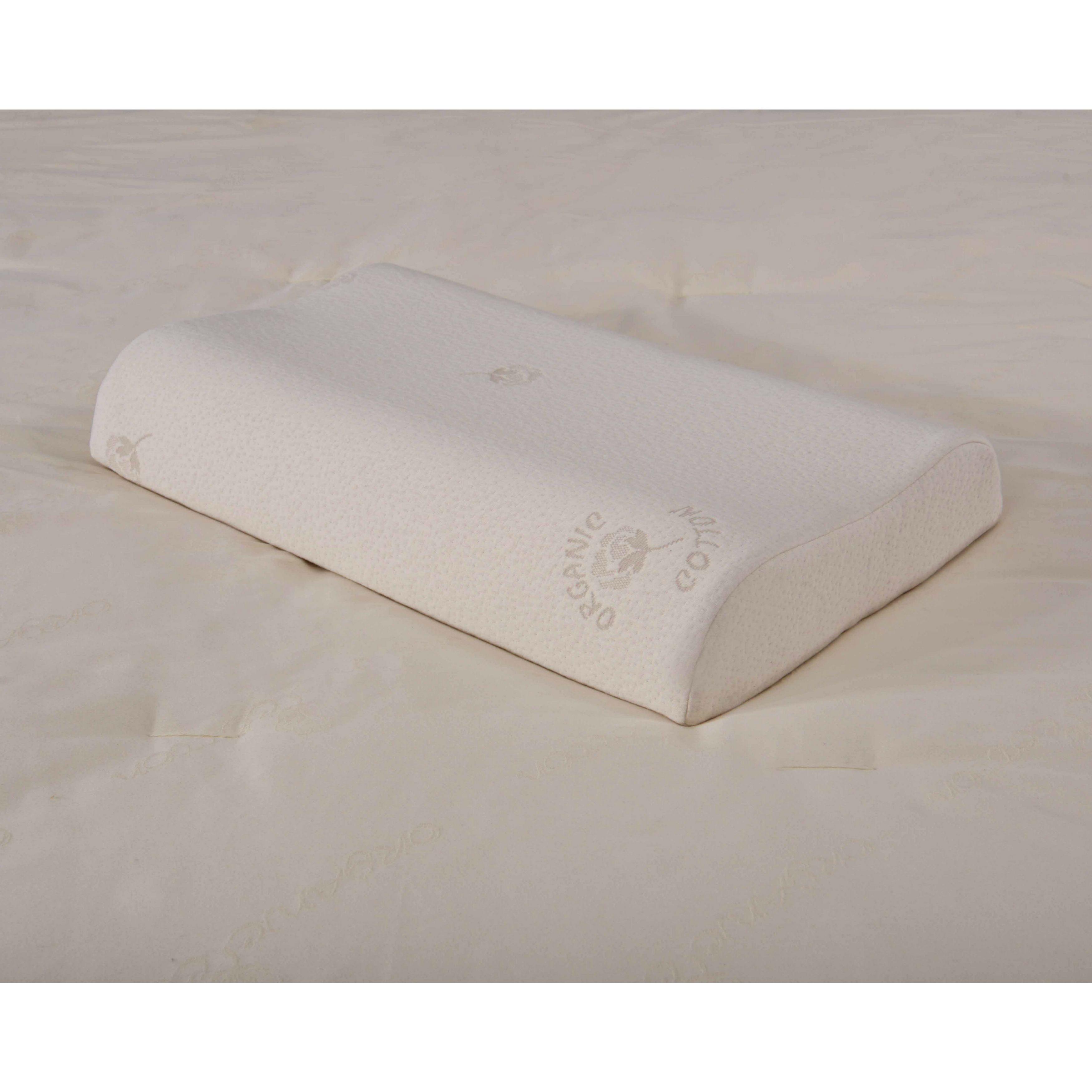 bio sleep concept organic cotton hypoallergenic contouring latex