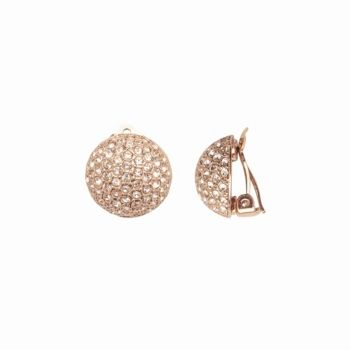 8c6dada20 Nina Swarovski Pave Dome Clip-on Earrings in 2019 | Products ...