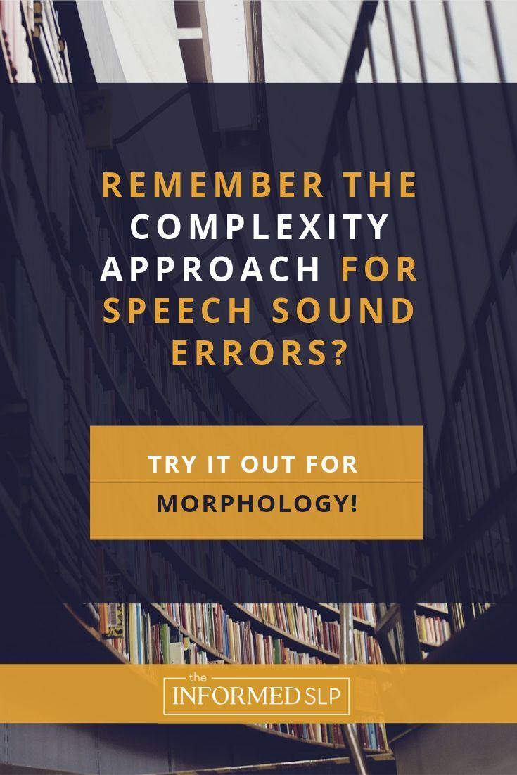 Speech sound disorder case study