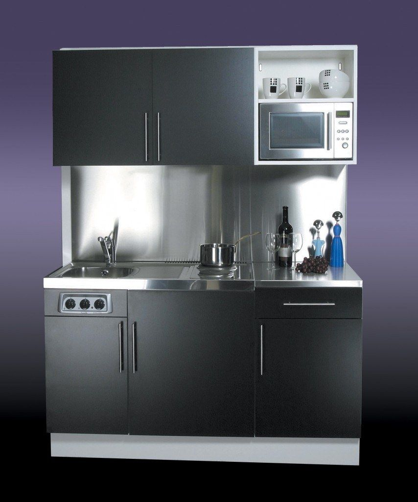 Designer Range 1 5m Kitchenette With Hob In 2020 Small