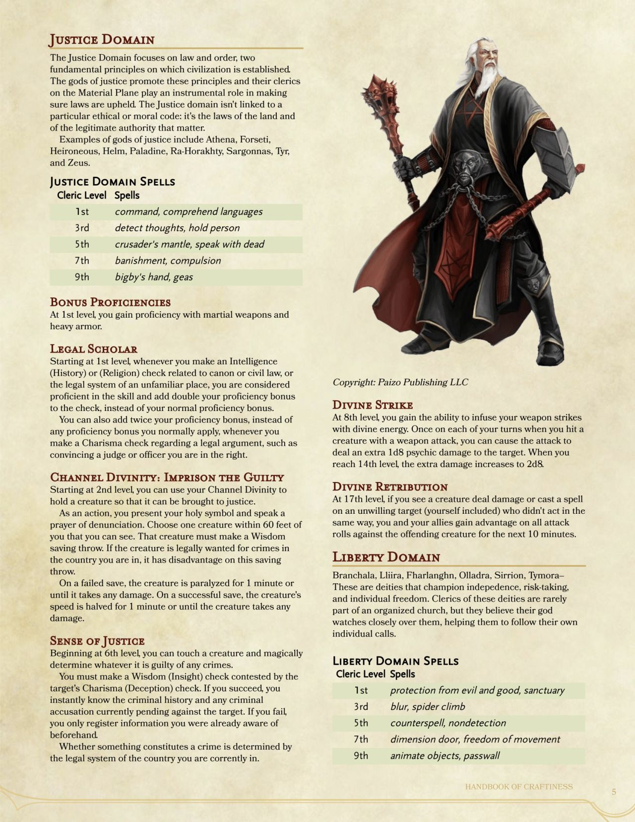 Dnd 5e Homebrew Dd Classes Cleric Pinterest Dnd Cleric