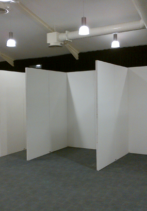 Perspex Walling Panel, Frosted Perspex Wall, Perspex Office Wall, Room  Divider, Temporary Walling, Walls.