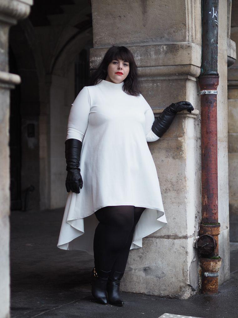 plus size fashion for women plus size outfit idea la cape le blog mode de st phanie zwicky. Black Bedroom Furniture Sets. Home Design Ideas