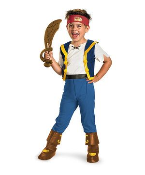Jake and the Never Land Pirates Costume #ZULILY