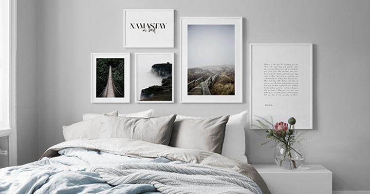 Poster Murali Per Camere Da Letto : Acquista poster e stampe alla moda online su desenio abbiamo una