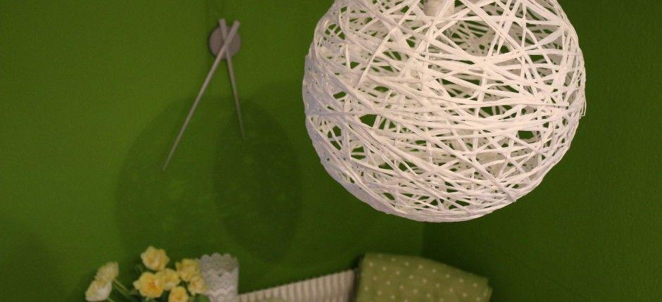 Schattenspiele mit Fadenlampe - DIY-Kit mit Anleitung