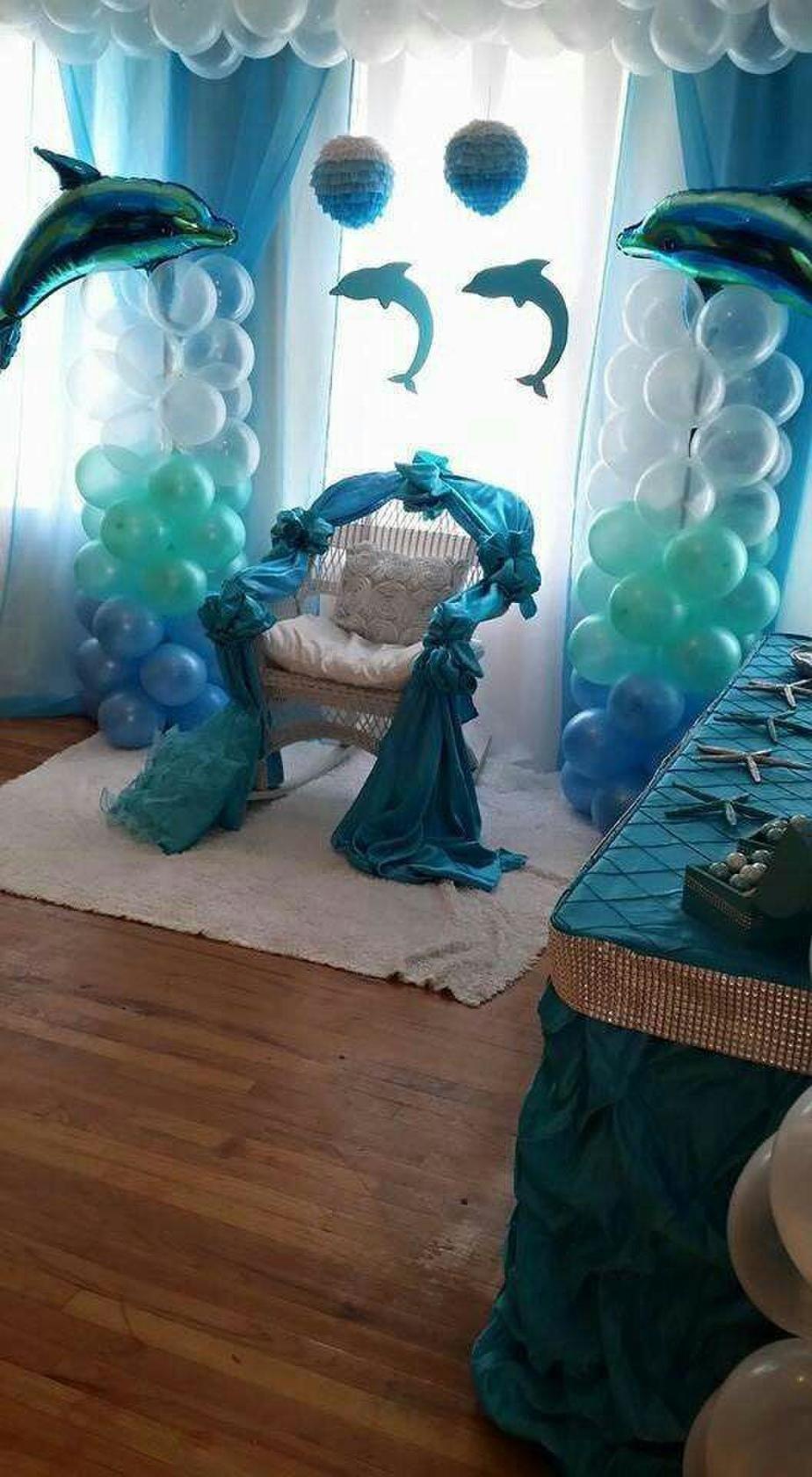 Фотография | Девушка душ, Праздник в честь рождения малыша ...