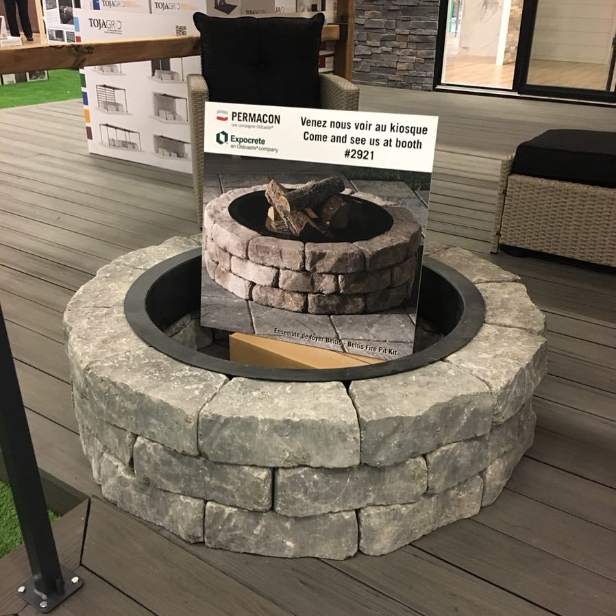 Oscar Permacon On Instagram 🔥fire Pits Are A Must For