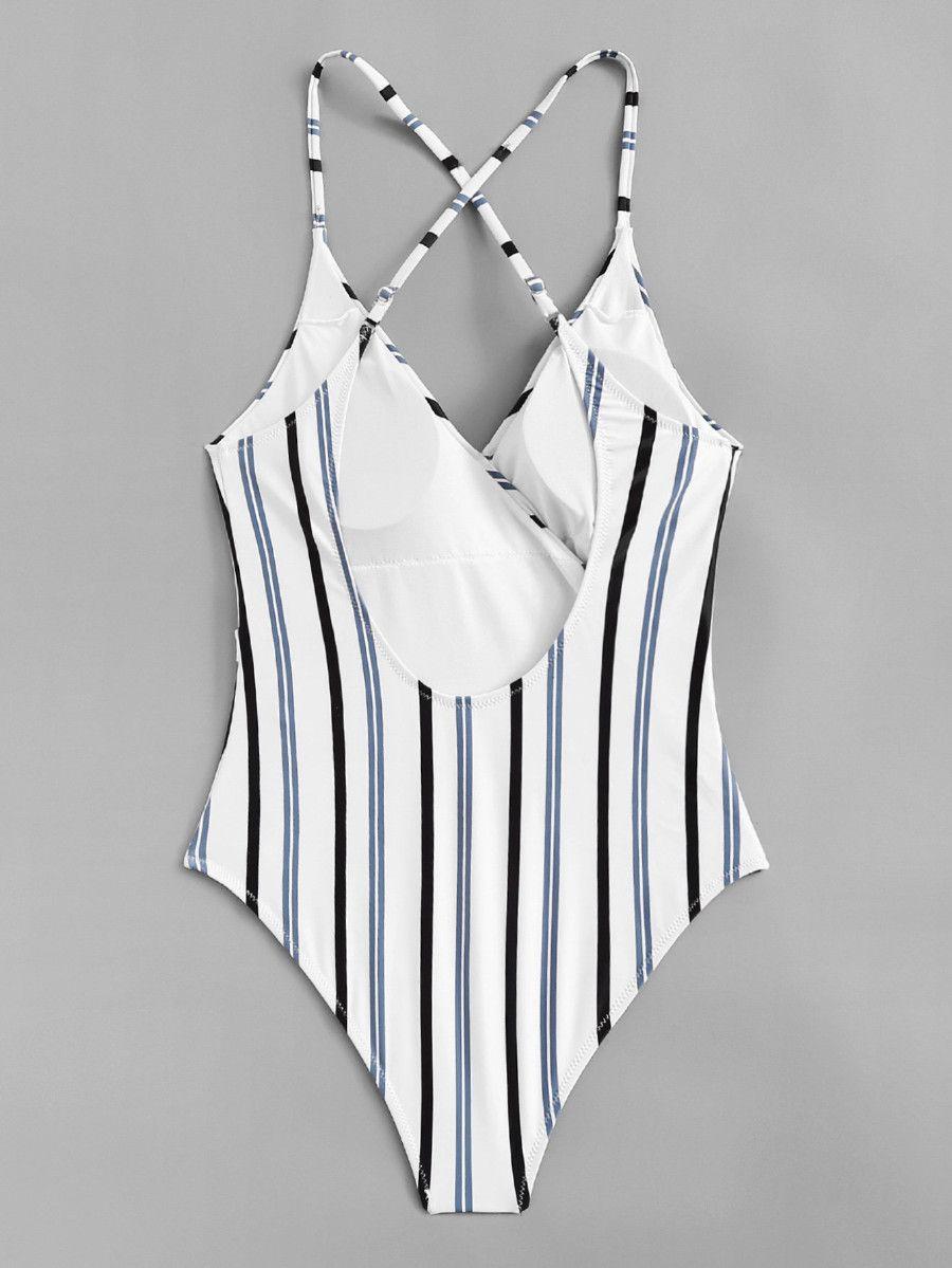 52b839f372878 Jungle Cross Swimsuit | summer wear | Swimsuits, Summer wear, Swimwear