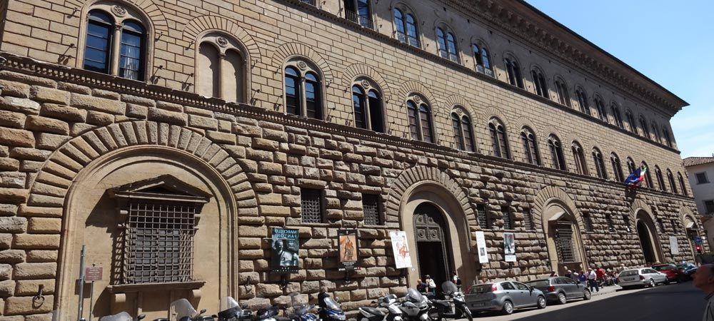 Palacio Médici Riccardi en 2019 Arquitectura