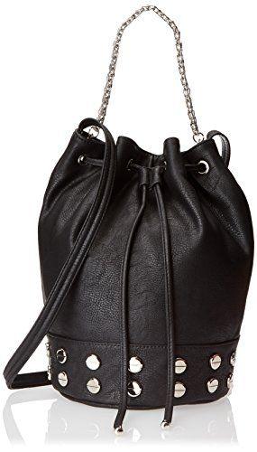 a66a0f7fbccb Women s Cross-Body Handbags - BCBGeneration Owen LA Vie Boheme BagBlackOne  Size    Want