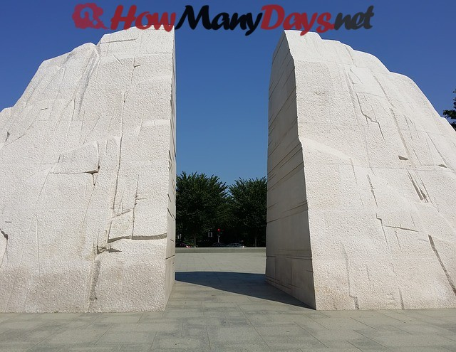 2021 » How Many Days Until Martin Luther King Day in 2020