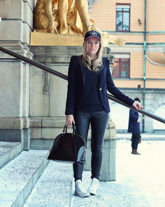 P.S. I love fashion classy+sporty