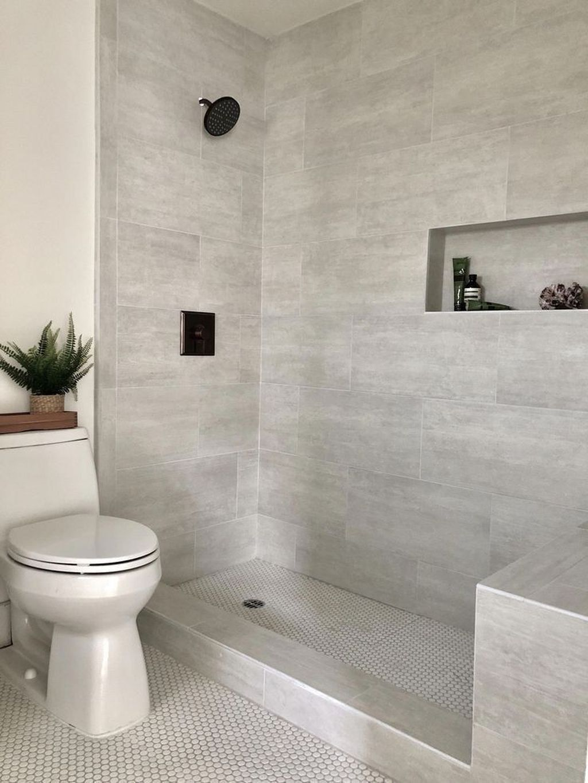 20 Relaxing Master Bathroom Shower Remodel Ideas Azulejos Para