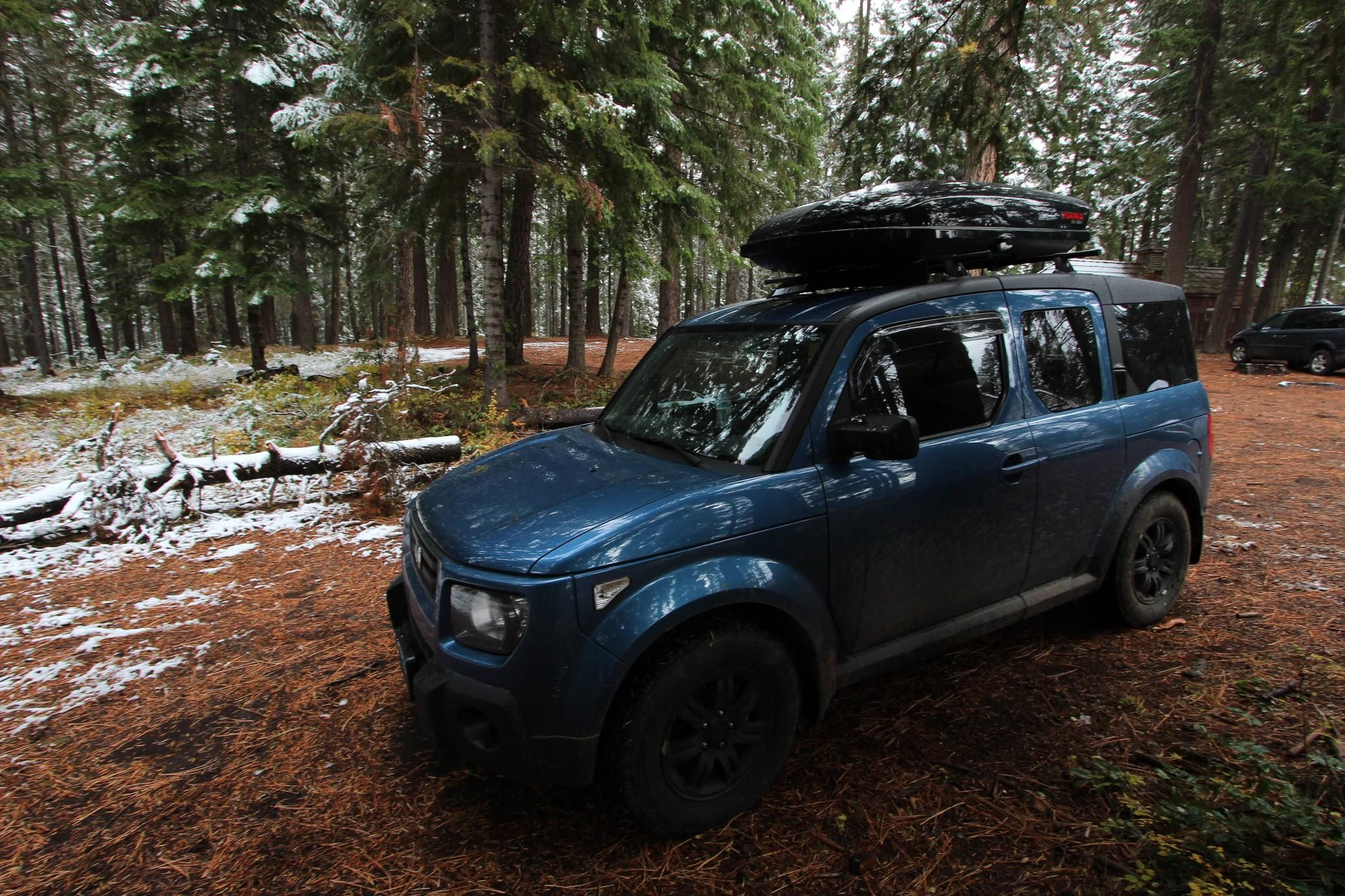 Elegant Gotta Gobi Stealth Roof Rack   Honda Element Owners Club Forum