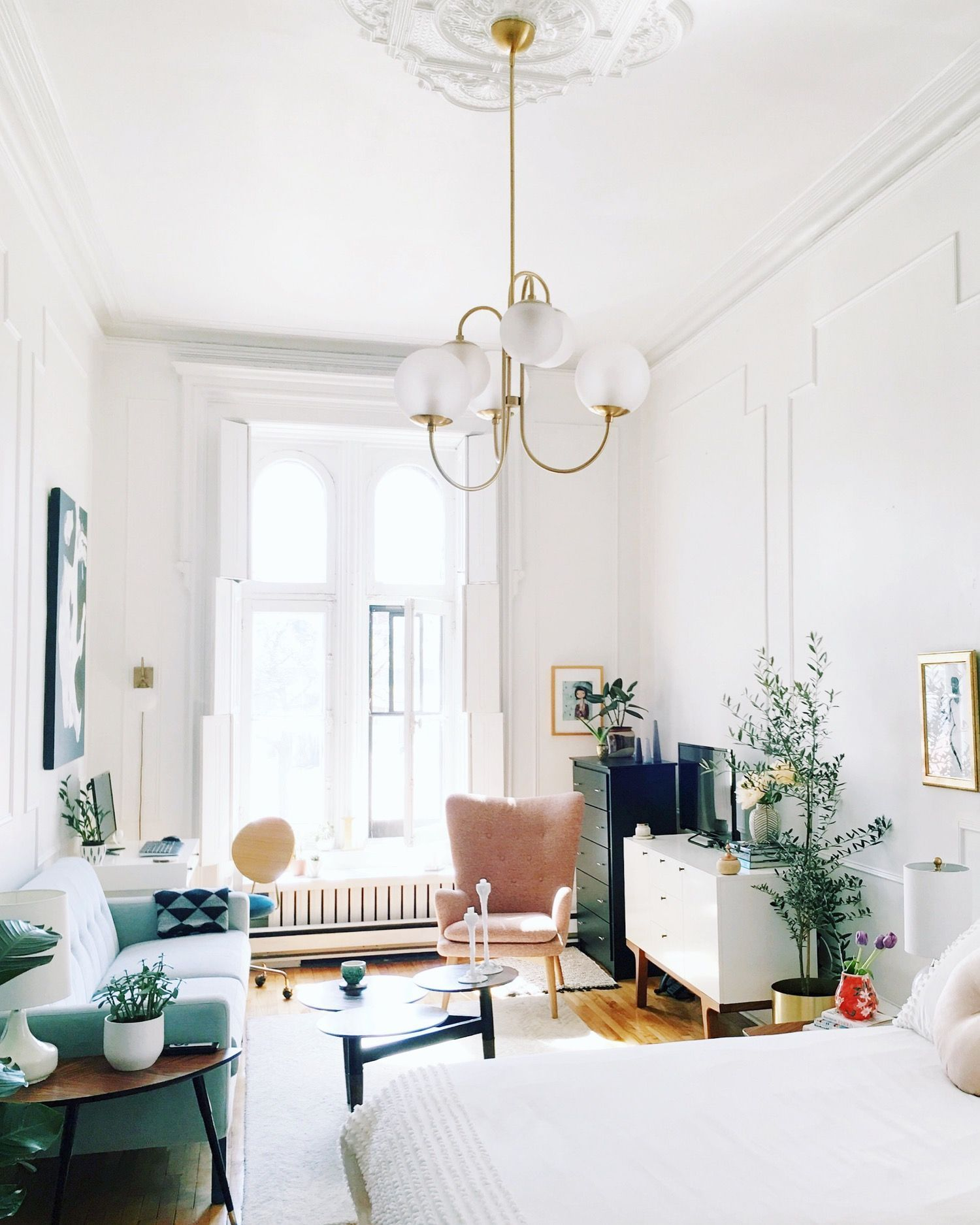 Apartment Therapy Small Spaces Living Room Quoti Believe Your Surroundings