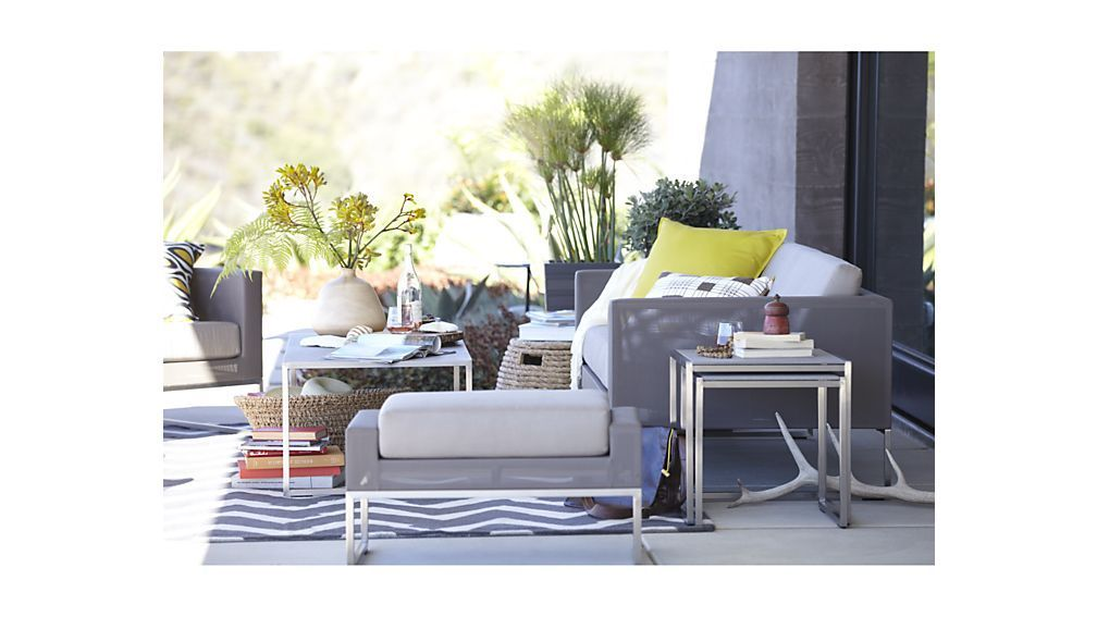 Dune Sofa with Cushion #outdoorentertaining | Home decor ... on Dune Outdoor Living id=20251